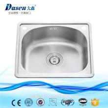 DS-5042 Hot mould wall mount sink brackets stainless steel vanity outdoor garden sink