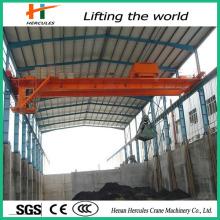 Material Lifting Bridge Grapple Overhead Grab Crane