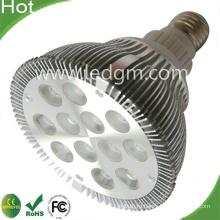CE RoHS 12W лампы Светодиодные PAR38 Свет Por Lampara