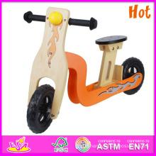 2014 Hot Sale High Quality Wooden Road Bike, Wooden Balance Road Bike, New Fashion Kids Road Bike W16c056