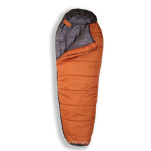 Mummy Shape Duck Down Sleeping Bag Adult for Winter Outdoor Camping Price Competitive Down Sleeping Bag OEM ODM