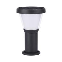 Luz de bolardo led de jardín al aire libre ip65 directo de fábrica