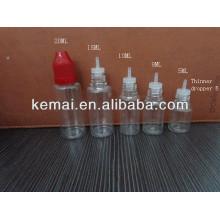 Frascos PET para E-liquid