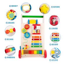 Hotsale en bois multi-usages Baby Walker pour bébé cadeau