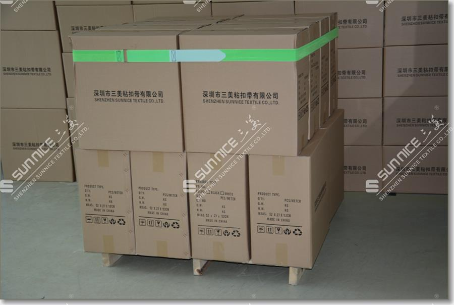 pallet wrapping fastener