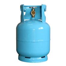 Cilindro de gás GLP e tanque de aço (AS-LPG-3KGE)