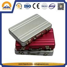 Multi cor alumínio Laptop maleta de negócios