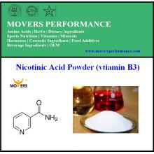 Additifs alimentaires Vitamine B3 (acide nicotinique naturel)