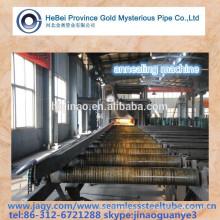 ASTM A179 Tubos de Trocador de Calor e Condensador de Aço Drenado a Frio