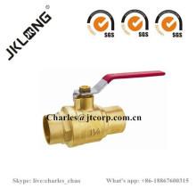 J2022 Vanne à bille en laiton C / C 25 Bar Valve