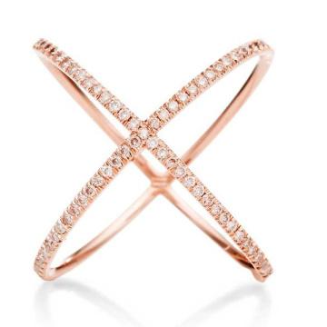 X 925 Silver Ring CZ Jewellery Fashion Jewelry