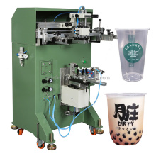 coffee cup serigraphy printing machine screen printer