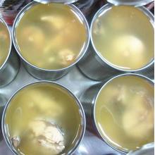 Makrele in Dosen in Sonnenblumenöl
