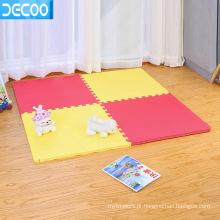 cuidados com o bebê jogar espuma tapete de chão ginásio