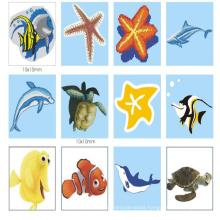 Swimming Pool Mosaic Dolphin Fish