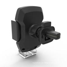 soporte de coche cargador inalámbrico qi