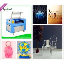 Machine de découpe à la gravure au laser acrylique de 1 à 35 mm Meilleur prix Syngood SG1390 100W pour bois / acrylique / Papier