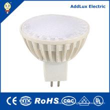 Projecteur de 220V de variation Gu5.3 4W 6W 7W SMD LED