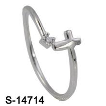 2016 nouvelle conception de bijoux en laiton de mode anneau (S-14714)