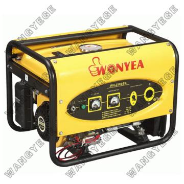 2.5kw 4-stroke gasoline petrol generator sets