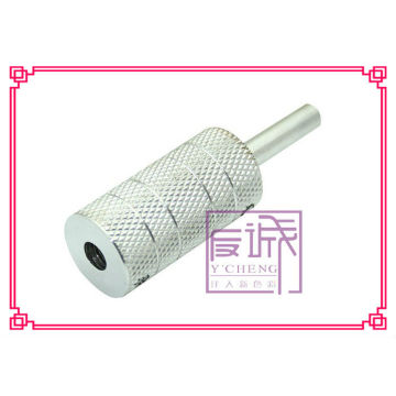 Professional 316L Stainless Steel Tattoo Grip with Tube
