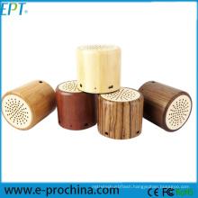Custom Portable Mini Speaker Wooden Bluetooth Speaker