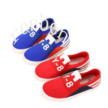 New Hot Popular Children′s Casual Canvas Shoes