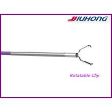 11mm desechable acero inoxidable hemostasia endoscópica Clip / Hemoclip