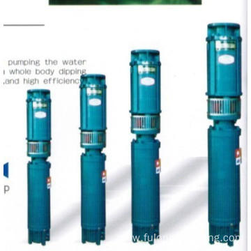 QL Series Three Phase Centrifugal Electric Submersible Pump