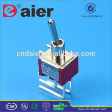 MTS-202-C4 ON-ON DPDT Interruptor de control remoto inalámbrico 12V