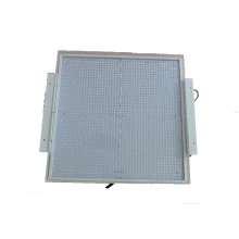 IP66 120LM/W 550*550mm 160W explosion proof 150w retrofit led canopy light fixtures replace 400W gas station lighting