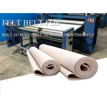 Resistencia al calor 100% fieltro sanforizante de impresión por transferencia nomex