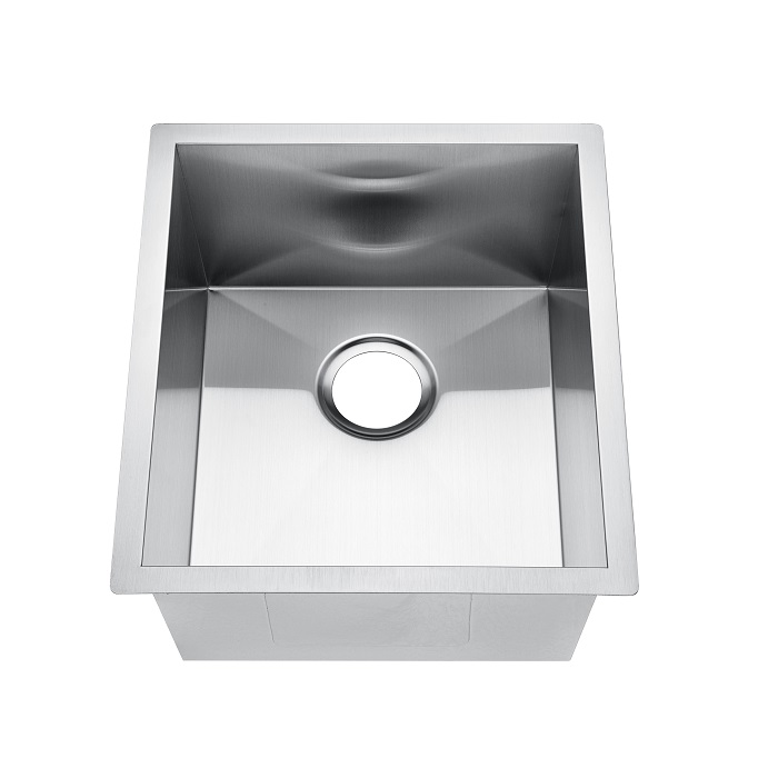 Countertop Recessed Sink