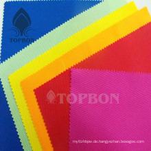 Polyester Check Oxford Stoff für Tasche oder Gepäck