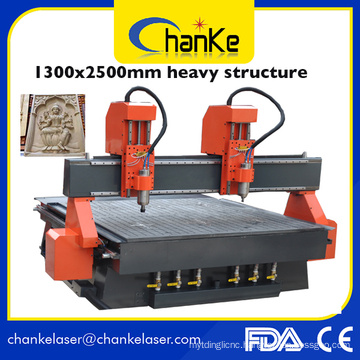 2016 Hot Products CNC Woodworking Machinery for Wood Alumnium Engraving