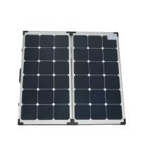 Panel solar plegable de alta eficiencia portátil de 100 W (SGM-F-100W)