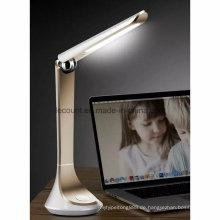 3 Stufen Dimmbare wiederaufladbare Smart LED Tischbeleuchtung mit Straight Light (LTB796)