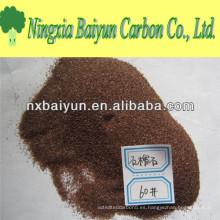 Material de corte por chorro de agua granate 80 malla arena granate
