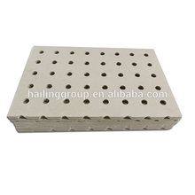Schalldämmendes perforiertes Faser-Zement-Brett 6mm