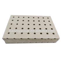 Sound Absorbing Perforated Fiber Cement Board 6mm