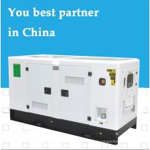 Small water cooled diesel generator power by 20kva Lion diesel engine