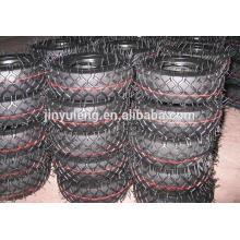neumáticos de la carretilla de mano