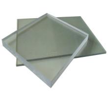 Feuille acrylique incassable en plastique résistant à la chaleur