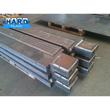 Chromium Carbide Clad Grizzly Bar of Sinter Machine