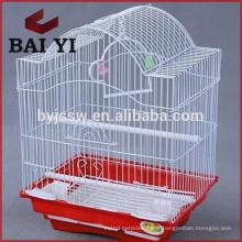 Cage d'élevage d'oiseau de fil de cage de caille de petit oiseau en gros