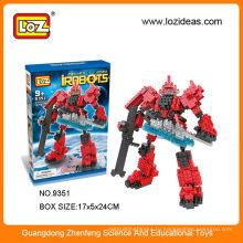 Игрушки-роботы LOZ для детей