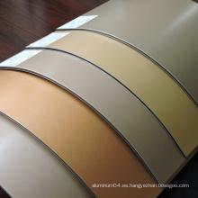 Material de construcción PVDF Aluminium Composite Panel ACP Acm