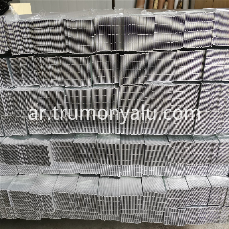 Aluminum Channel Tube0041
