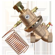 Válvula de control de presión diferencial autoactivada DN20