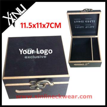 Necktie Wood Packing Box